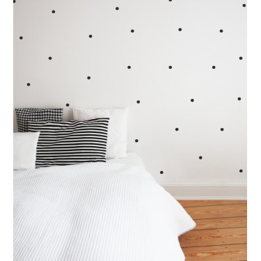 Wandsticker Dots