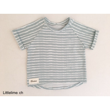 Shirt stripes mint