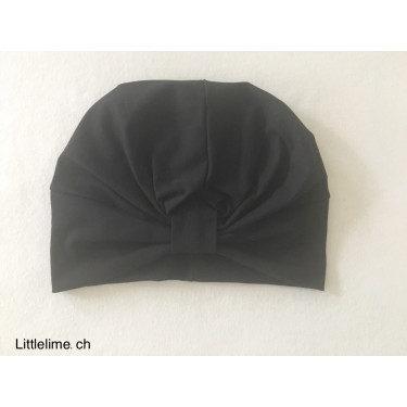 Turban women black