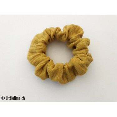 scrunchie curry Musseline
